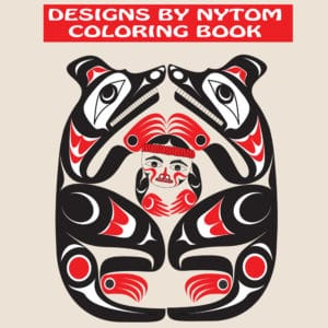 Designs by Nytom Coloring Book