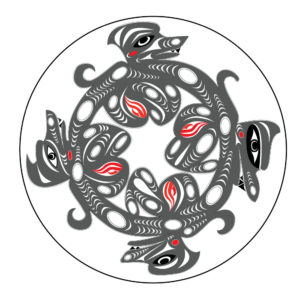 Gearin Wolf Clan - Limited Edition Giclee' Print - Designs by Nytom